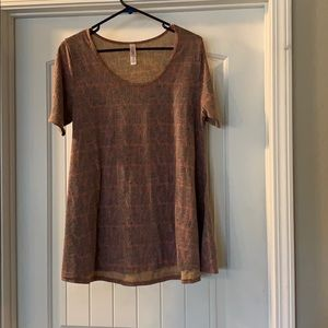 Lularoe Multicolored shirt